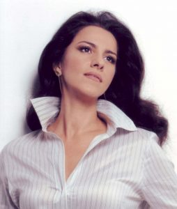 Angela Gheorgiu (world famous soprana)