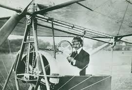 Aurel Vlaicu (built the first arrow-shaped airplane)