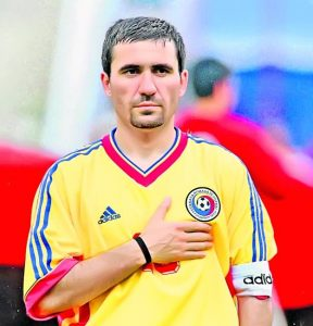 Gheorghe Hagi (Romanian former footballer, considered one of the best attacking midfielders in Europe during the 1980s and 1990s)