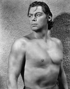 Johnny Weissmuller (the first Tarzan)