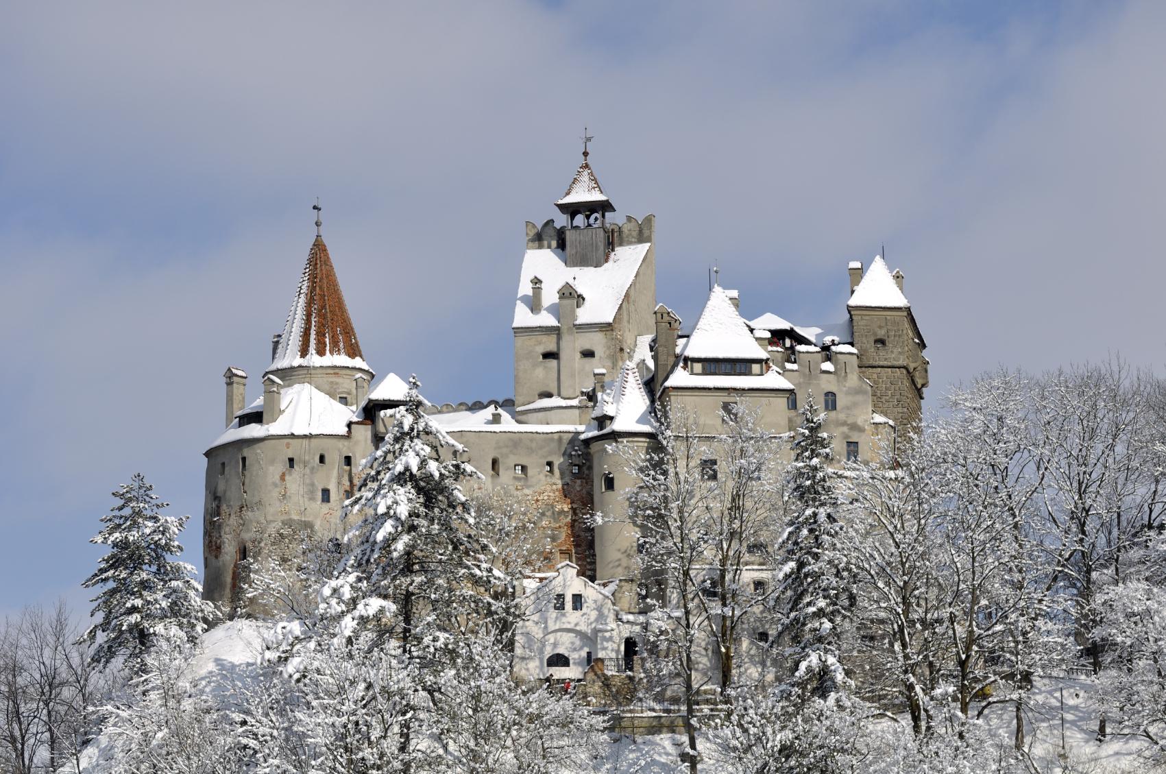 Bran Castle - Brasov, Romania