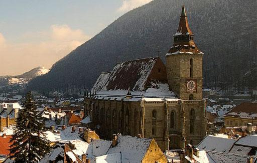 Brasov's Black Church