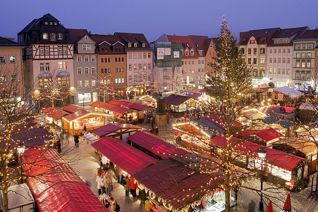 Christmas in Sibiu's Grand Plaza (Piata Mare)